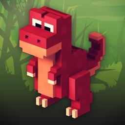 Dino Jurassic Block Craft: Evolution & Exploration