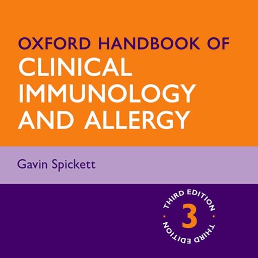 Oxford Handbook of Clinical Immunology & Allerg 3