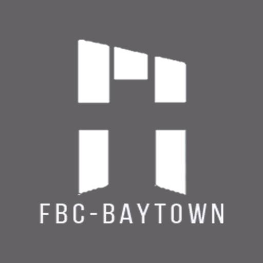 Baytown's First Baptist Church icon