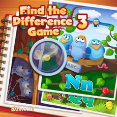 Activities of Find the Difference Game 3 ABC