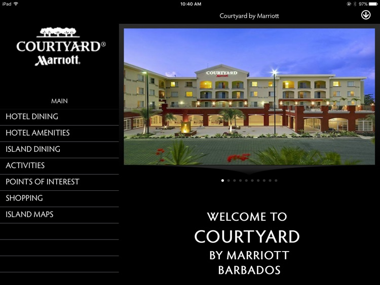 Courtyard by Marriott - Bridgetown, Barbados