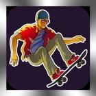 Skateboarding 3D Skater Die Hard Skate Board Game icon