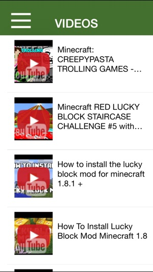 Lucky Block Mod: Minecraft Edition