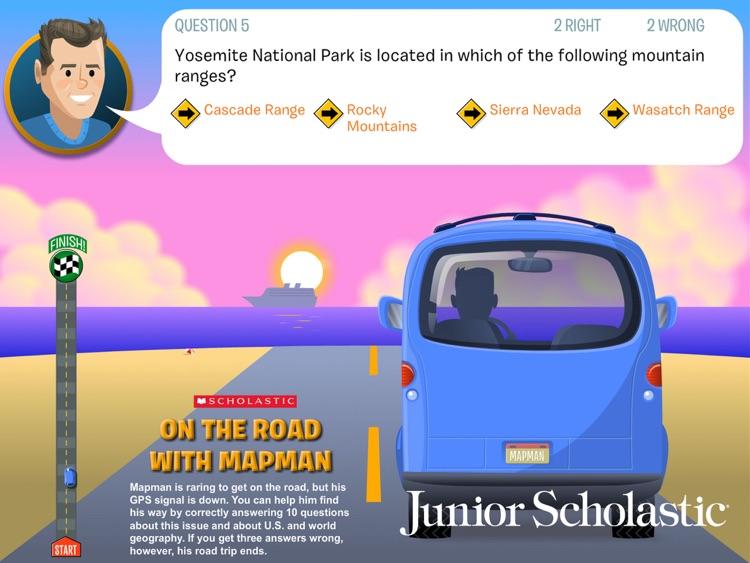 Scholastic Classroom Magazines - Student Edition screenshot-3