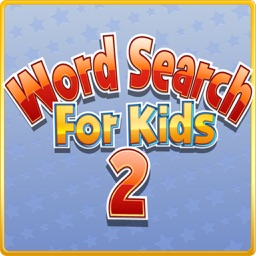 Word Search For Kids 2 - Perfect for Kinder, First and Second Grade