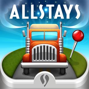 Truck Stops & Travel Plazas app
