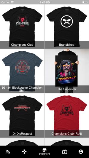 e344bf81 Champions Club 4+. DrDisrespect Fan Club