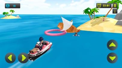 Kids Jetski Power Boat screenshot 4