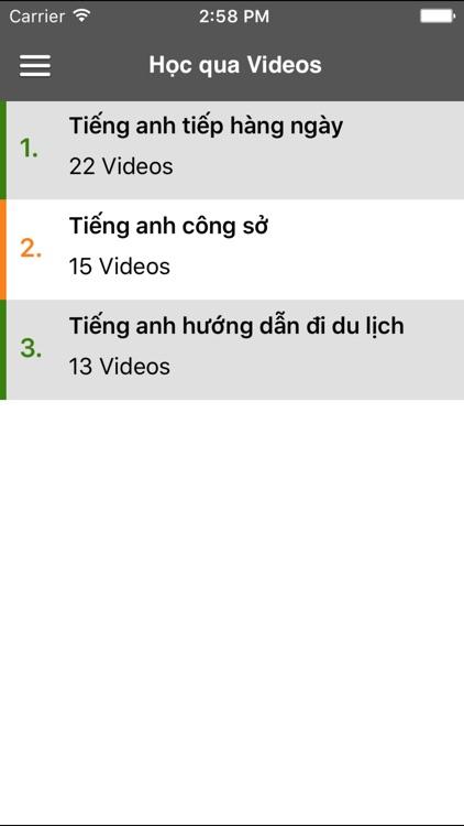 Học tiếng anh giao tiếp 123 screenshot-4