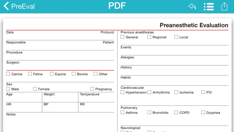Medpad Preavet screenshot-4