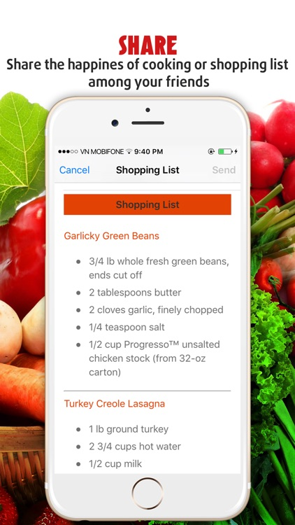 Yummy Vegetable Recipes Pro ~ Best of delicious vegetable recipes screenshot-4
