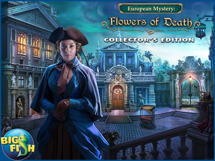European Mystery: Flowers of Death HD (Full) screenshot-4