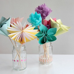 Paper Flower Crafts Wallpapers HD- Quotes and Art