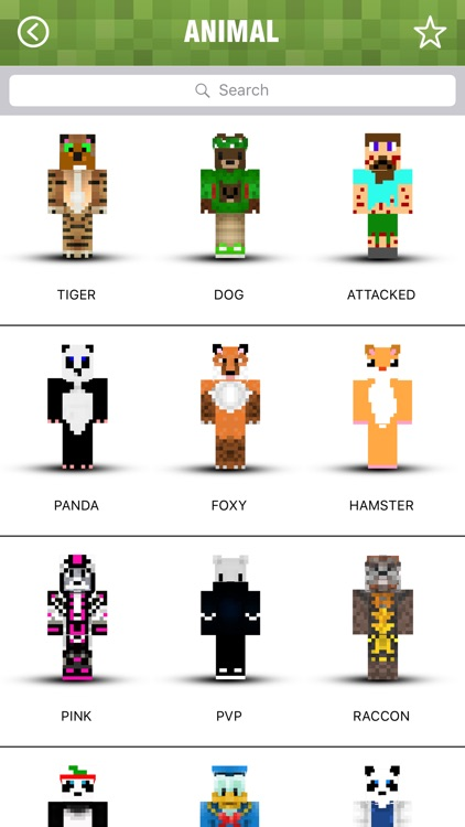 MineSkinsBox Pro for Minecraft PE Boys Girls Skin