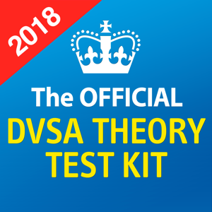 Official DVSA Theory Test Kit app