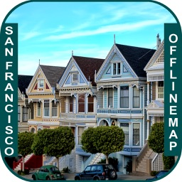 San Francisco_CA Offline maps & Navigation