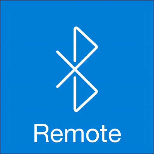 HackerRemote - Bluetooth (BLE) remote iOS App