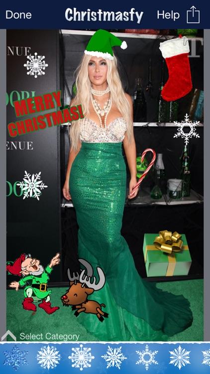 Christmasfy Photo Booth screenshot-4