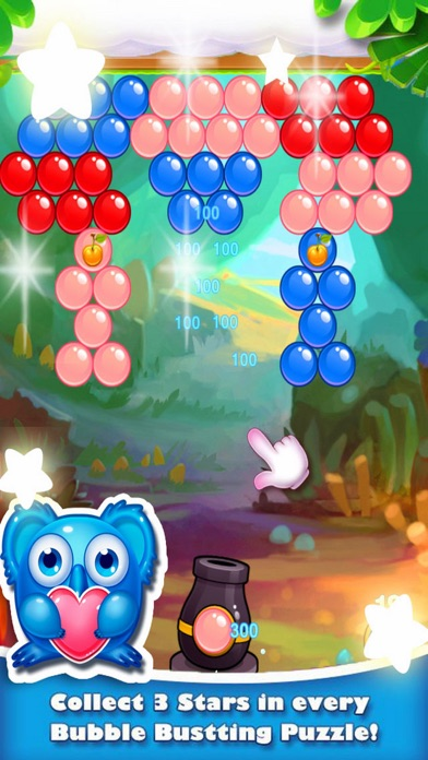 Bubble New Quest - Shooter Mania screenshot three