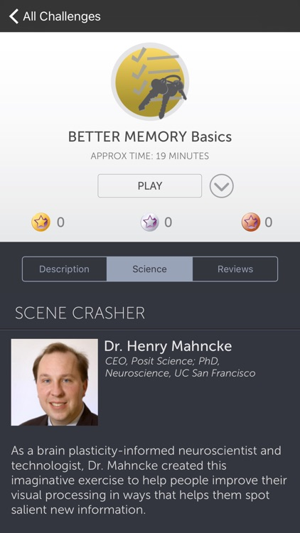 BrainHQ - Brain Training Exercises app image