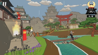 Samurai Archer:Siege of Osaka