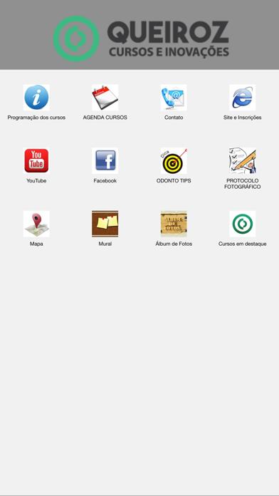QUEIROZ CURSOS E INOVAÇÕES screenshot one