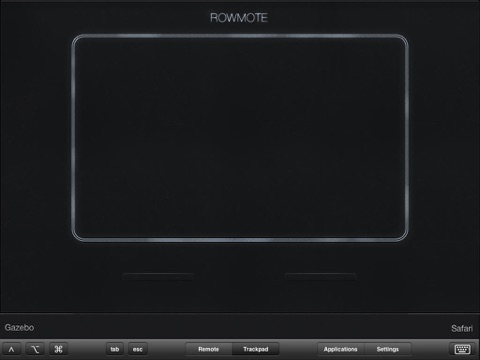 Screenshot #6 pour Rowmote: Remote Control for Mac and Apple TV
