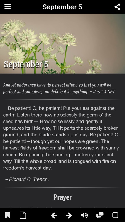 Daily Prayer Guide - Bible Devotional screenshot-4