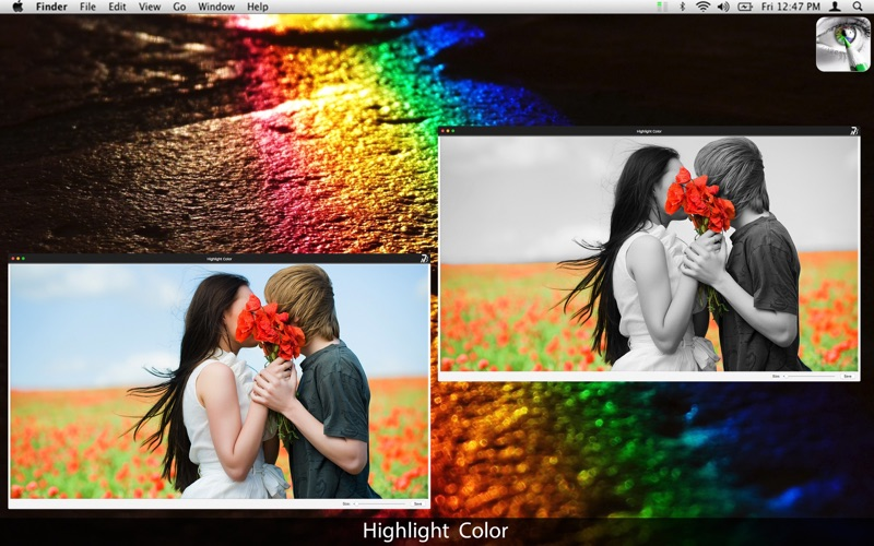 Highlight Color for Mac