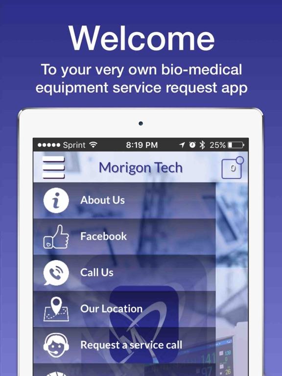 Morigon Tech screenshot 7