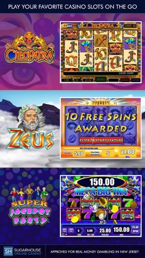 Play Sugarhouse Casino Online