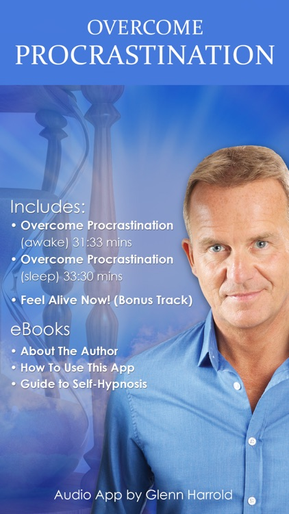 Overcome Procrastination Hypnosis by Glenn Harrold