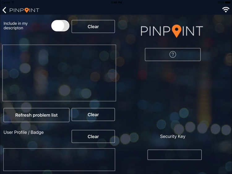 Pinpoint IT Tablet screenshot-3