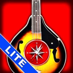 Mandolin Chords Compass Lite: lots of chord charts
