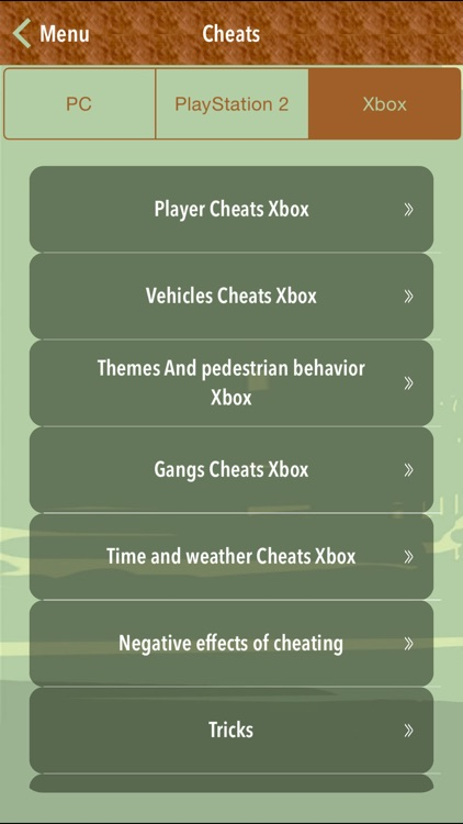 Walkthrough+Mission Guide for GTA Sen Andreas screenshot-4
