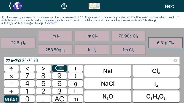 ChemBasics screenshot-3