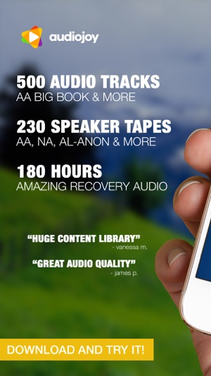 Aa Big Book Audio From Alcoholics Anonymous Sober On The App Store