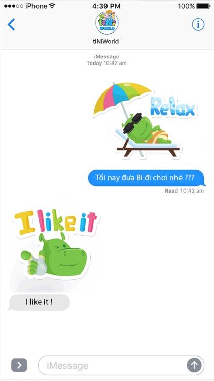 kiLo Stickers
