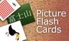 Flash Card (Dots Card, Flag, Color, Kanji, Animal)