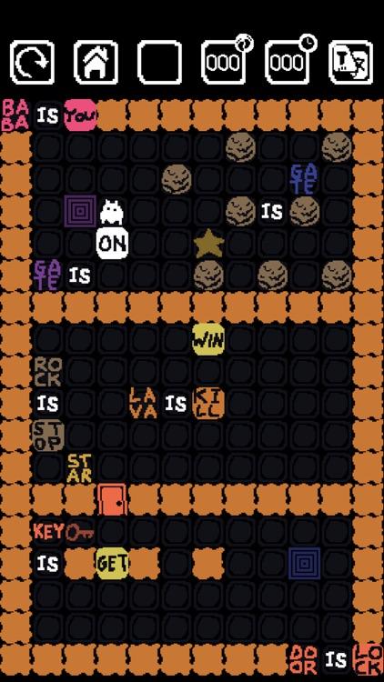 Baba Is You screenshot-5
