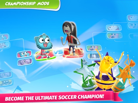 Superstar Soccer: Goal!!! tablet App screenshot 5