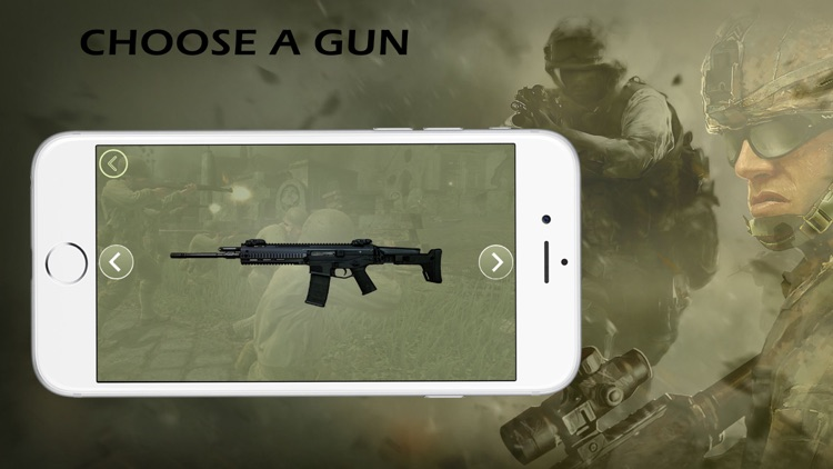 Weapon And Guns Sounds - Guns Shooter Free screenshot-2