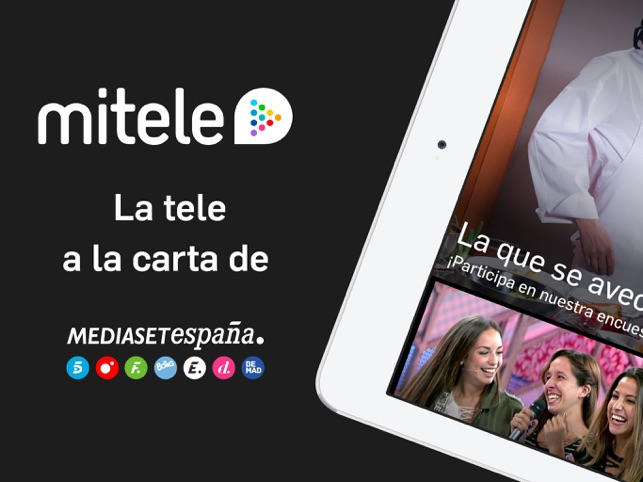 Mitele - TV a la carta en App Store