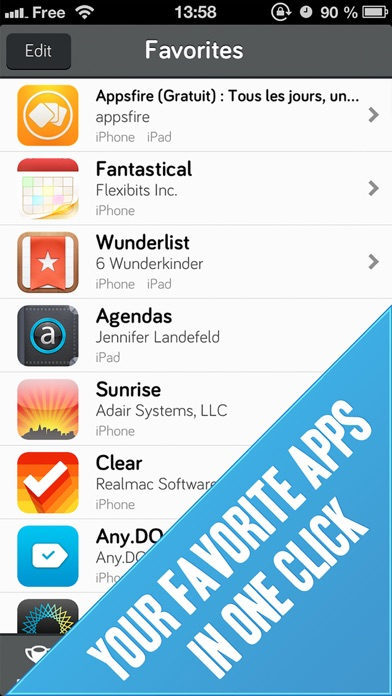 Appstatics: Track App Rankings for iPhone & iPad Screenshot