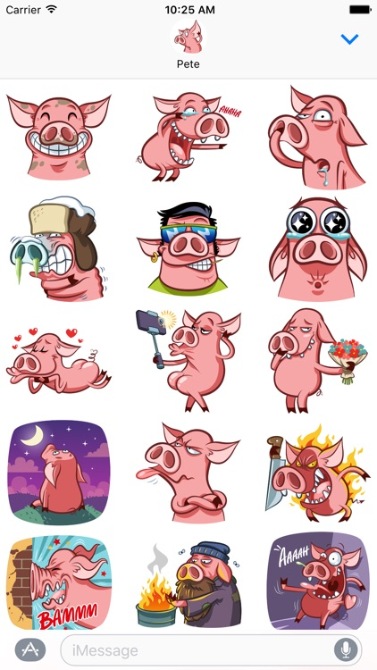 Pete The Pig