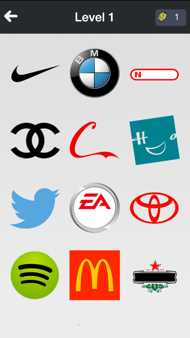 Logos Quiz - Guess the brands! for windows pc