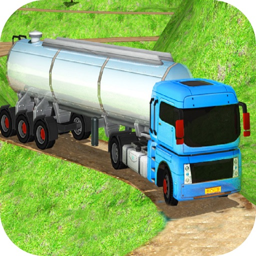 Mountain Cargo Adventure : Oil Delievery Transport