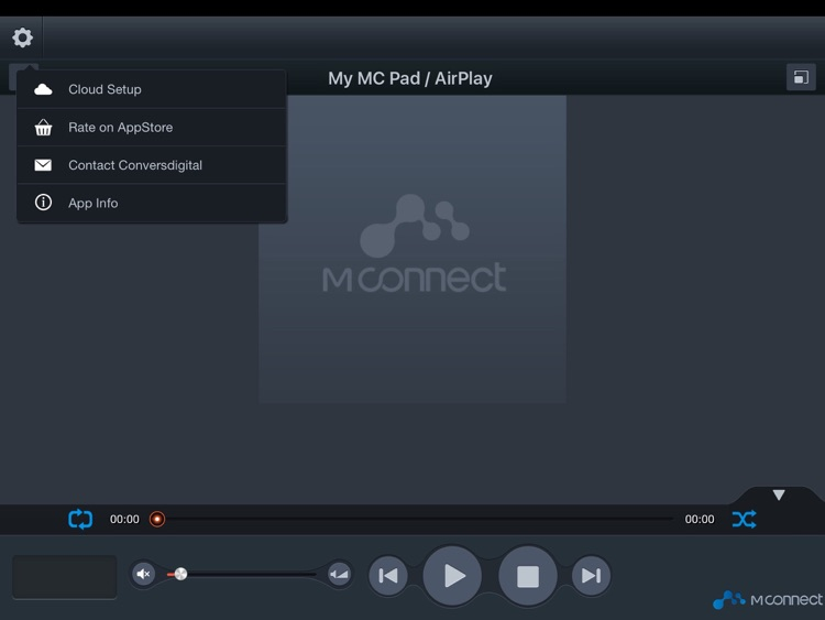 mconnect Player HD
