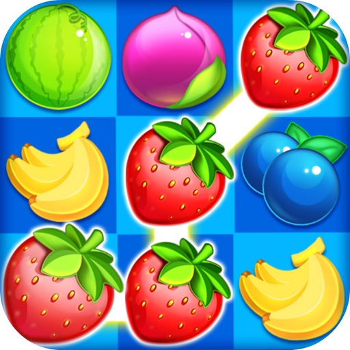 Line Fruit Puzzle icon
