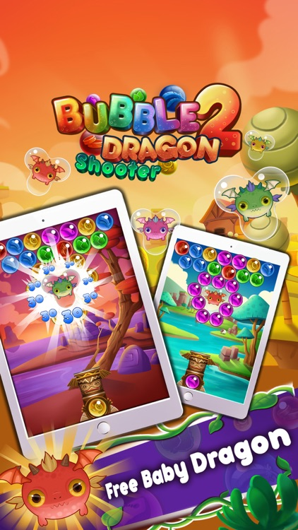Bubble Dragon Shooter 2 screenshot-3